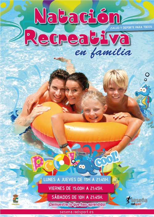 natacion recreativa radsport sesena