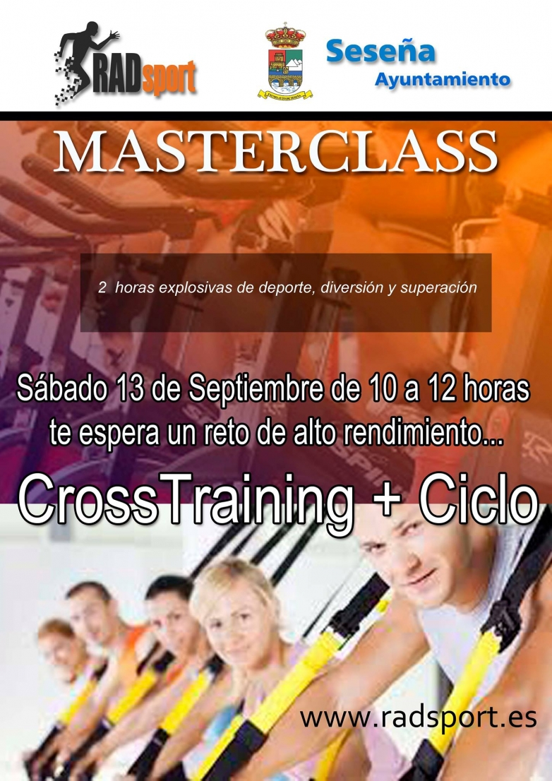 Cross Training + Ciclo