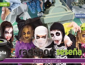 Halloween terrorifico en Seseña 2017