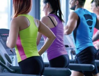 Quemar calorías en la cinta de correr